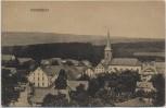 AK Morbach Ortsansicht mit Kirche Rheinland-Pfalz 1910
