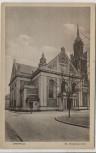 AK Crefeld Krefeld St. Dionysiuskirche mit Strasse 1910