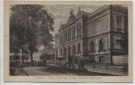 AK Crefeld Krefeld West-Wall mit Kaiser Wilhelm-Museum 1910