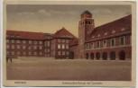 AK Mengede Hohenzollern-Schule mit Turnhalle Dortmund 1923