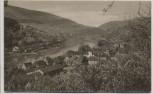 AK Ziegelhausen vom Münchel gesehen Neckar b. Heidelberg 1900