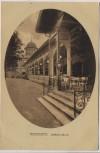 AK Traunstein Wandelhalle Kurhaus 1917