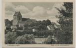AK Luftkurort Lychen Blick auf die Johanniskirche Uckermark 1920