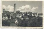 AK Kirchberg an der Jagst Panorama 1930