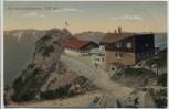 AK Wendelsteinhaus b. Bayrischzell 1910