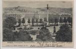 AK Stuttgart Schlossplatz Residenzschloss 1905