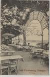 AK Remagen Hotel Fürstenberg Terrasse 1912
