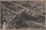 AK Flugzeug Unfall mit Auto Bilder Ur Gösta Berlings Saga Tecknade av Einar Nerman 1930