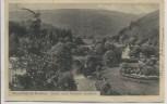 AK Wendefurth im Bodetal Hotel und Pension Grasshoff b. Thale 1912