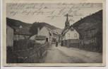 AK Winzerdorf Rech Ortsansicht b. Altenahr Ahrtal 1911