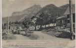 AK Maurach am Walchensee Ortsansicht Tirol Österreich 1912 RAR