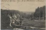 AK Zellerfeld Blick auf Kurhaus Wegesmühle 1913