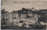 AK Tübingen Neckarbrücke und Oesterberg 1911