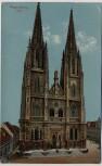 AK Regensburg Dom 1913