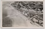 AK Foto Nordseebad Norderney Ortsansicht Fliegeraufnahme 1940