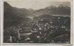 AK Foto Berchtesgaden Ortsansicht 1916