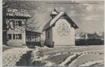 AK Garmisch-Partenkirchen Gruss vom Gasthof Gschwandnerbauer im Winter 1916
