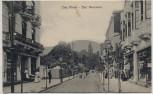 AK Bad Neuenahr Das Ahrtal Strassenansicht viele Menschen 1911 RAR