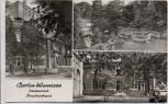 AK Berlin Wannsee Immanuel-Krankenhaus 3 Ansichten 1958