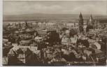 AK Foto Mainz Blick vom Stephansturm Ortsansicht Bromsilber 1910