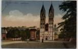 AK Coblenz Koblenz am Rhein Castorkirche 1920