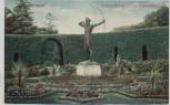 AK Potsdam Sizilianischer Garten mit Bogenschützen 1910