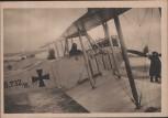 AK Unsere Luftflotte im Weltkrieg Fliegerschule Winterhilfswerk d. Deutschen Volkes 1933/34