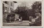 AK Stalden Dorf Christl. Heim Schloss Hünigen Konolfingen Schweiz 1936