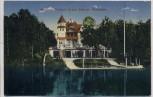 AK Berlin Wannsee Ruderclub am kleinen Wannsee 1920