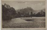 AK Nideggen Eifel Blick auf Burg 1910