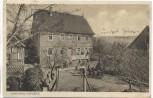 AK Niedernhausen Odenwald Landheim der Darmstädter Eleonorenschule bei Schloss Lichtenberg 1928