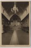 AK Erfurt Evangelisches Waisenhaus Festsaal 1920