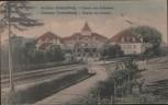 AK Carspach Schloss Sonnenberg Haut-Rhin Elsass Altkirch 1913