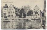 VERKAUFT !!!   AK Eltville am Rhein Eltzer-Hof 1920