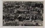 AK Foto Wuppertal Stadtmitte Luftbild mit Schwebebahn 1935 RAR
