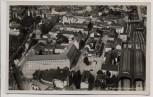 AK Foto Wuppertal Barmen Luftbild mit Wuppertaler Hof und Schwebebahn 1935 RAR