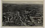 AK Foto Mengen vom Flugzeug aus Luftbild Oberschwaben 1935