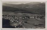 AK Foto Bischofsgrün Blick vom Schneeberg Ortsansicht 1940