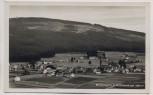 AK Foto Bischofsgrün mit Ochsenkopf Ortsansicht Fichtelgebirge 1940