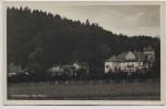 AK Foto Schloßwirtschaft Voithenberg b. Furth im Wald 1940