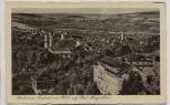 AK Foto Sanatorium Taubertal mit Blick auf Bad Mergentheim 1940
