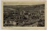 AK Foto Bad Mergentheim Ortsansicht mit Kirchen 1940