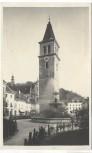 AK Judenburg Stadtturm Steiermark Österreich 1929