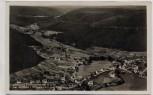 AK Foto Enzklösterle bei Wildbad im Schwarzwald vom Flugzeug aus Luftbild 1940