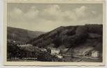 AK Evingsen Ortsansicht mit Kriegerehrenmal bei Altena 1940 RAR