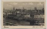 AK Foto Bremen Blick auf Altstadt 1930