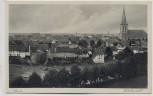 AK Unna Totalansicht mit Kirche Ortsansicht 1940