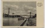AK Nordseebad Wilhelmshaven Kaiser-Wilhelm Brücke 1940