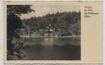 AK Ebnisee die Perle des Welzheimer Waldes Hotel und Pension b. Kaisersbach Welzheim 1940