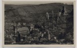AK Foto Wertheim am Main Blick von der Neuen Steige Ortsansicht 1940